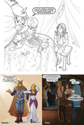 Arthas and the prophecy