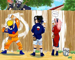 Naruto-one of those missions