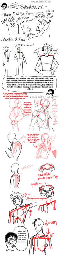 CDs quick Shoulder tutorial