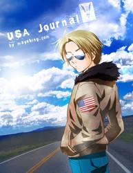 USA Journal cover