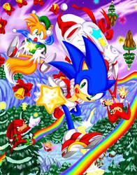 Sonic-Lights Of Giving Stars
