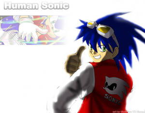 sonic human