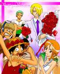 Sanji's Valentine Hardship