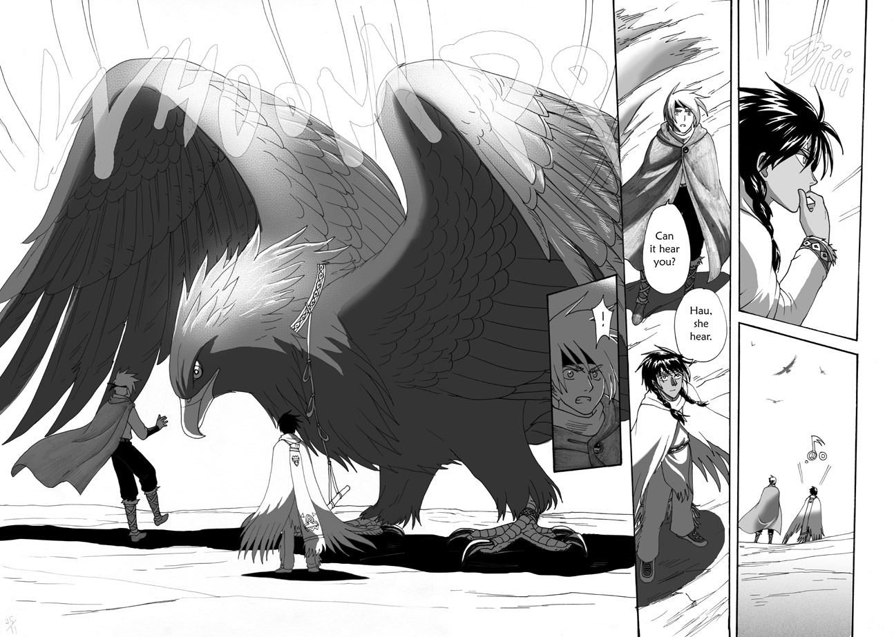 2m the giant eagle by mayshing