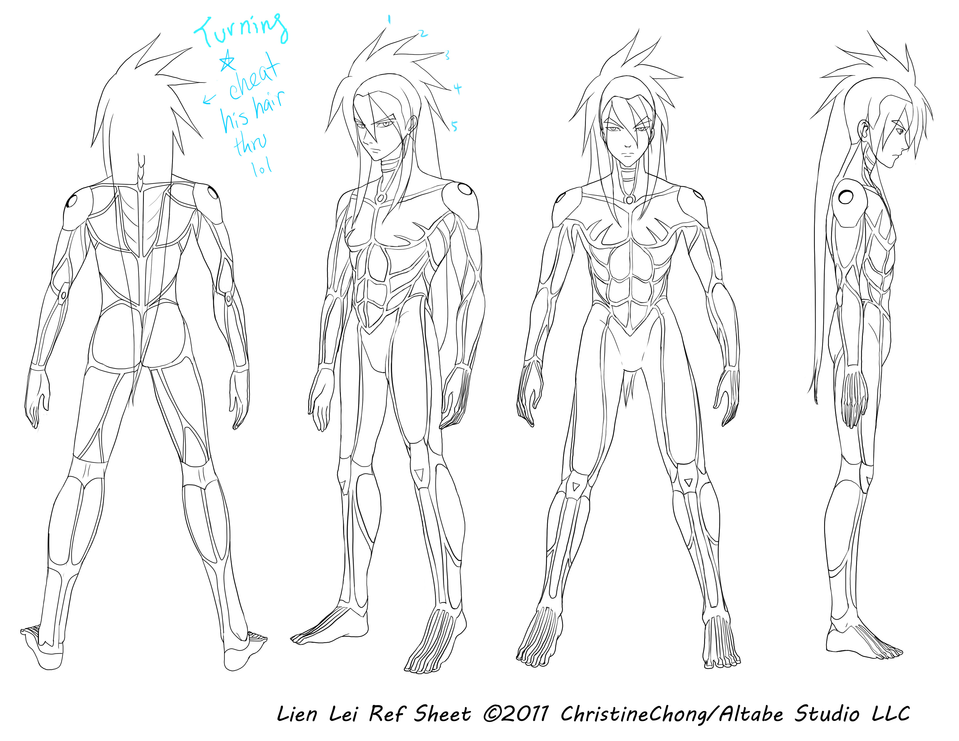 Anime Character Design Template : Male character model sheets imgkid the image