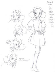 NurseB-nana by mayshing