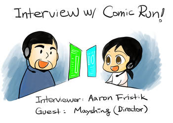 Podcast-interview by mayshing