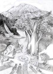 The Lakhota Fire by mayshing