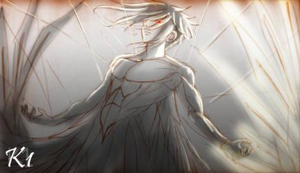 Kolei- Trapped Wings by mayshing