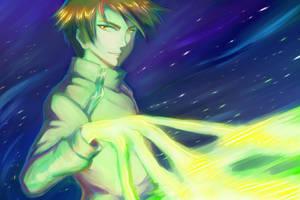 Neon Seon by mayshing