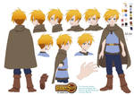 Golden Sun: Young Isaac