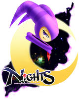 Nights T-shirt design contest by mayshing