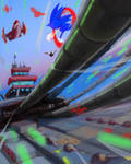 Sonic- Run Toward the Base