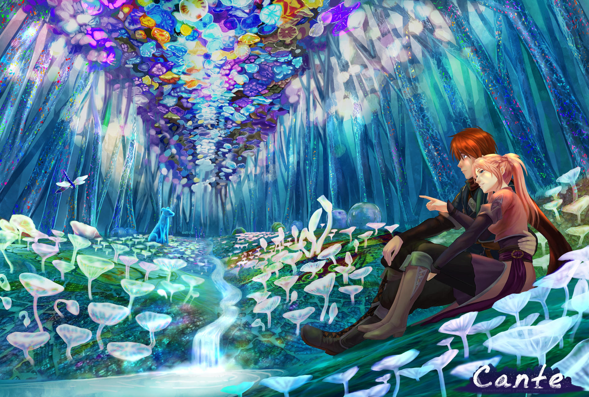 Cante - Crystal Forest