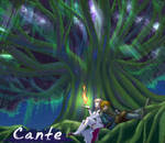 Cante: Eternal Tree wip by mayshing