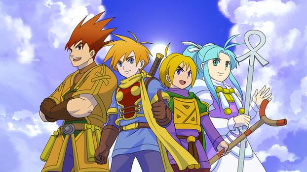 Goldensun Animation OP released