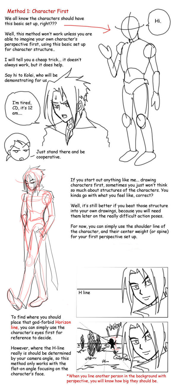 Perspective for Dummies 2 by mayshing