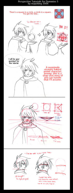 Perspective for dummies 4