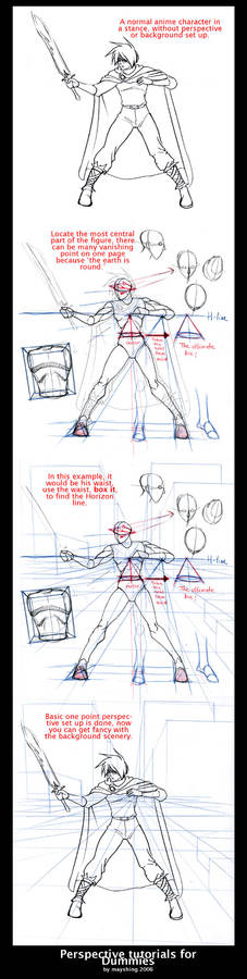 Perspective for Dummies 5