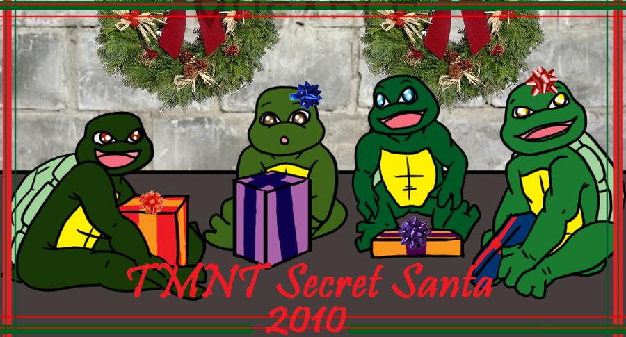 TMNT Secret Santa 2010 by musable