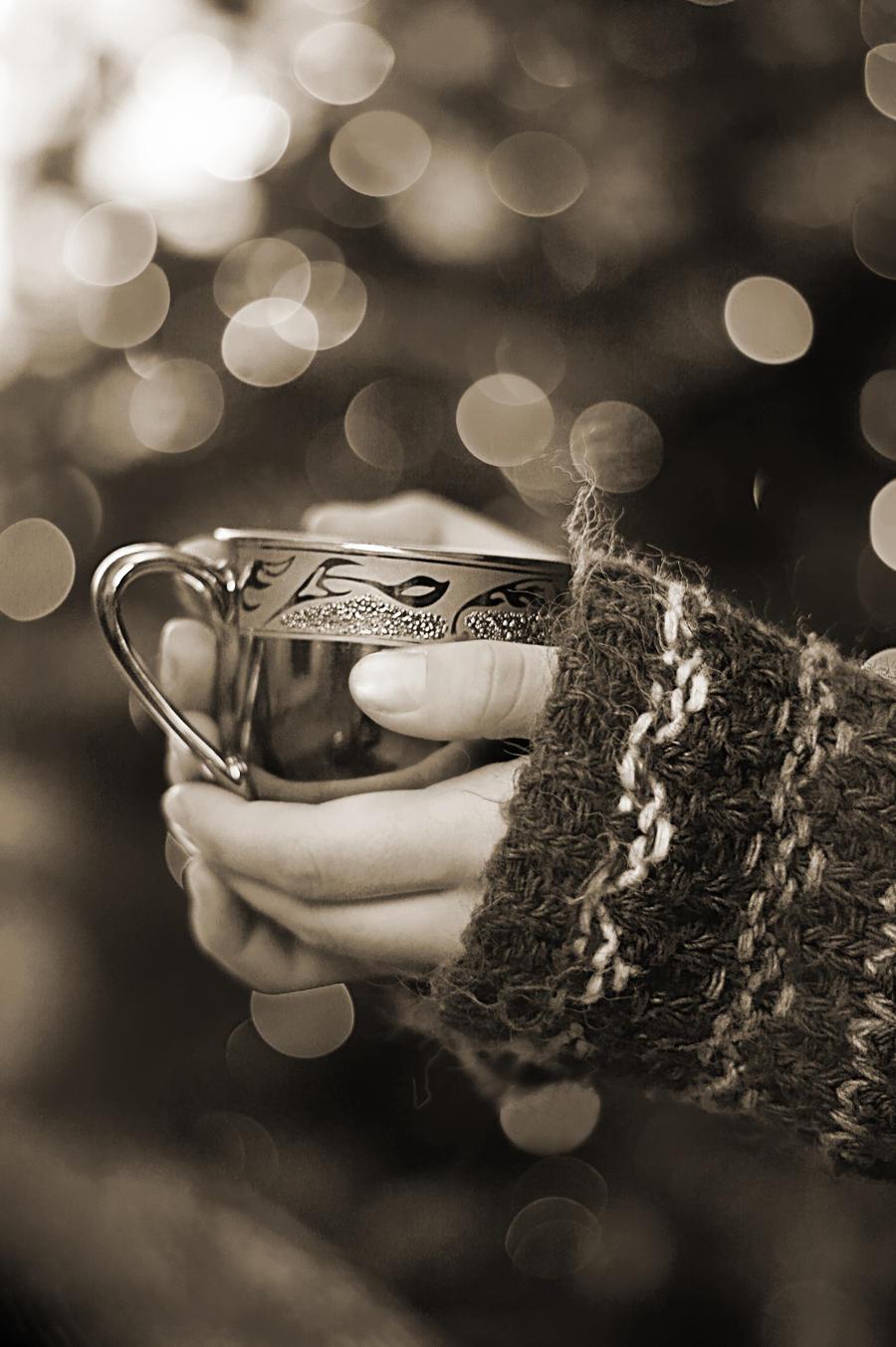Morning tea by geory