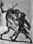 Blackthorn knight vs Varcolac