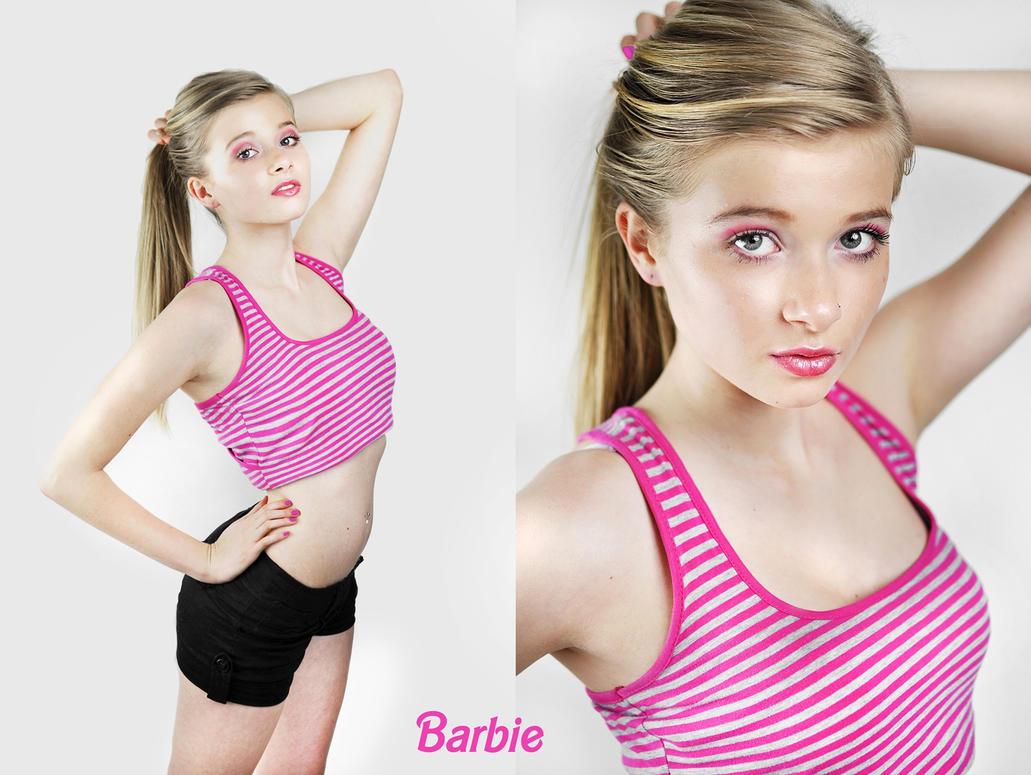 Barbie girl by superktos on DeviantArt
