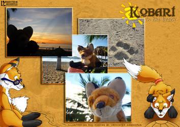 .:: Kobari in the Beach ::. by Vannister-Nicodemus