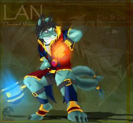 .:: LAN ChaseWolf ::. by Vannister-Nicodemus