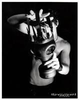 Gas Mask by PrettyThrash