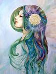 The Goddess by Ahmigad