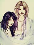 Vanyel and Tylendel