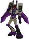 A Salute To Blitzwing