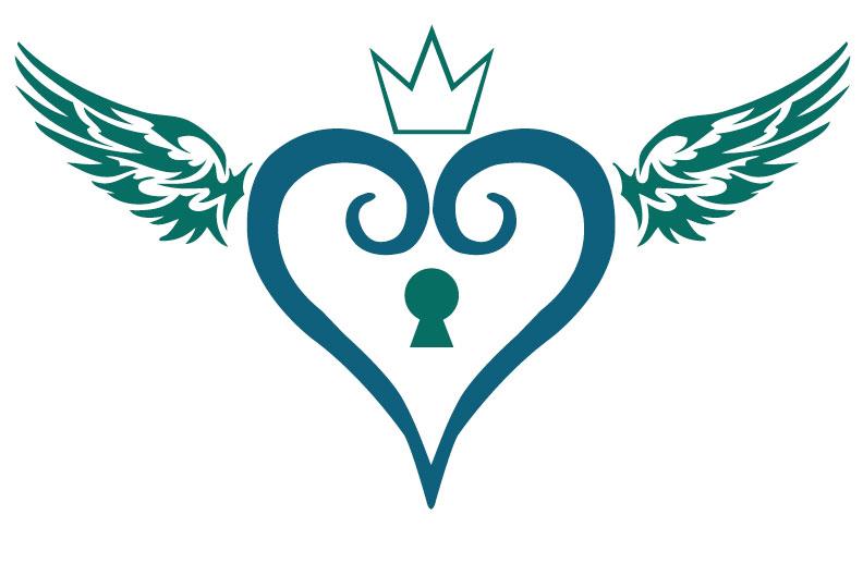 Kingdom Hearts Tattoo - Draft1 by ReiDavidson