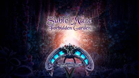 Sable Maze: Forbidden garden. Loading screen