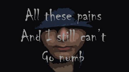 Pains by pooribu