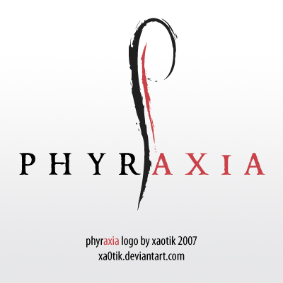 phyrax logo 3 by Xa0tiK