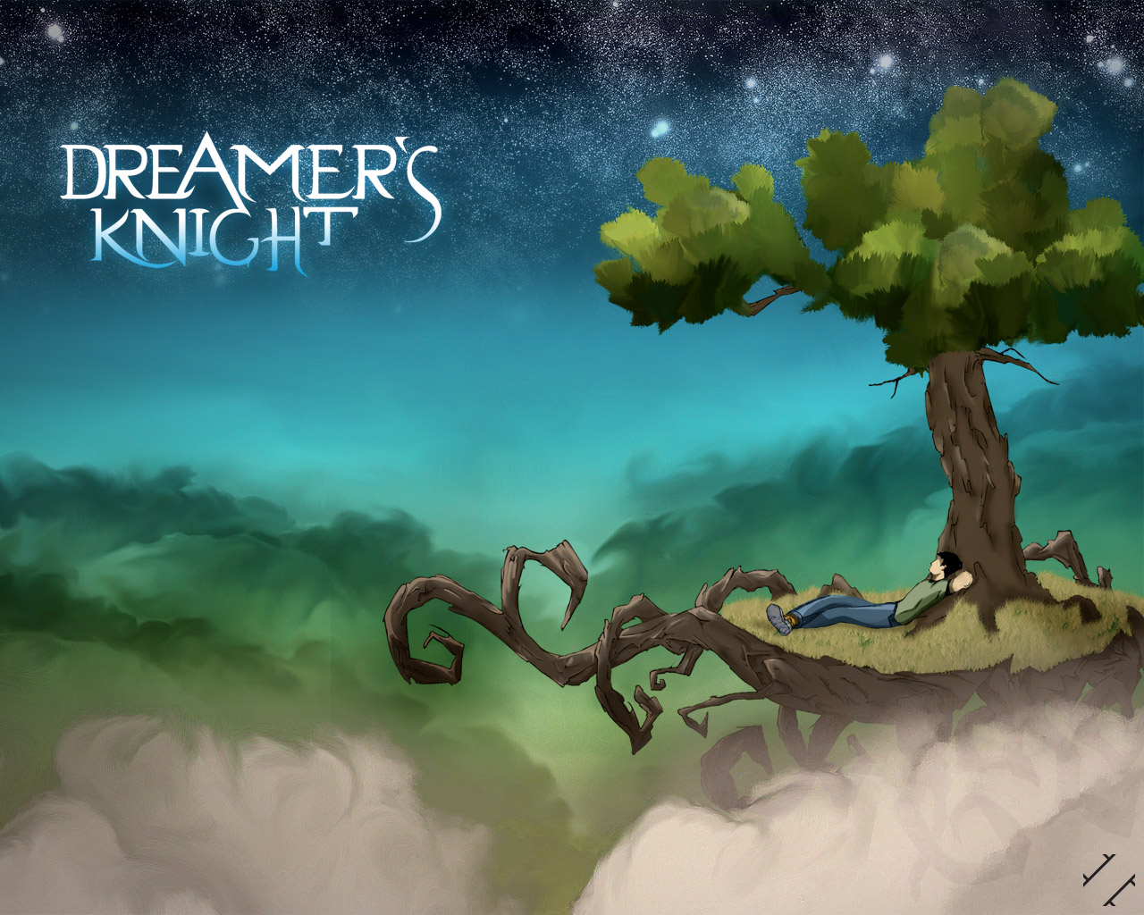 dreamer knight wallpaper by xa0tik on deviantart