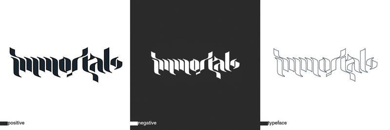 immortals logo two