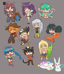 BBMSH Chibi Characters