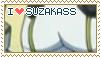 I WUV SUZAKASS STAMP by DyMaraway
