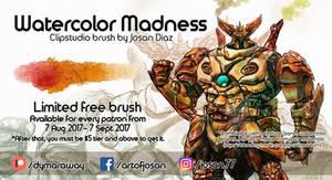 Patreon free brush