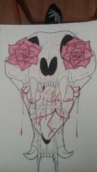 Tattoo Work In Progress by XxTwilightCryxX