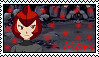 Mars stamp by JacriaJewels
