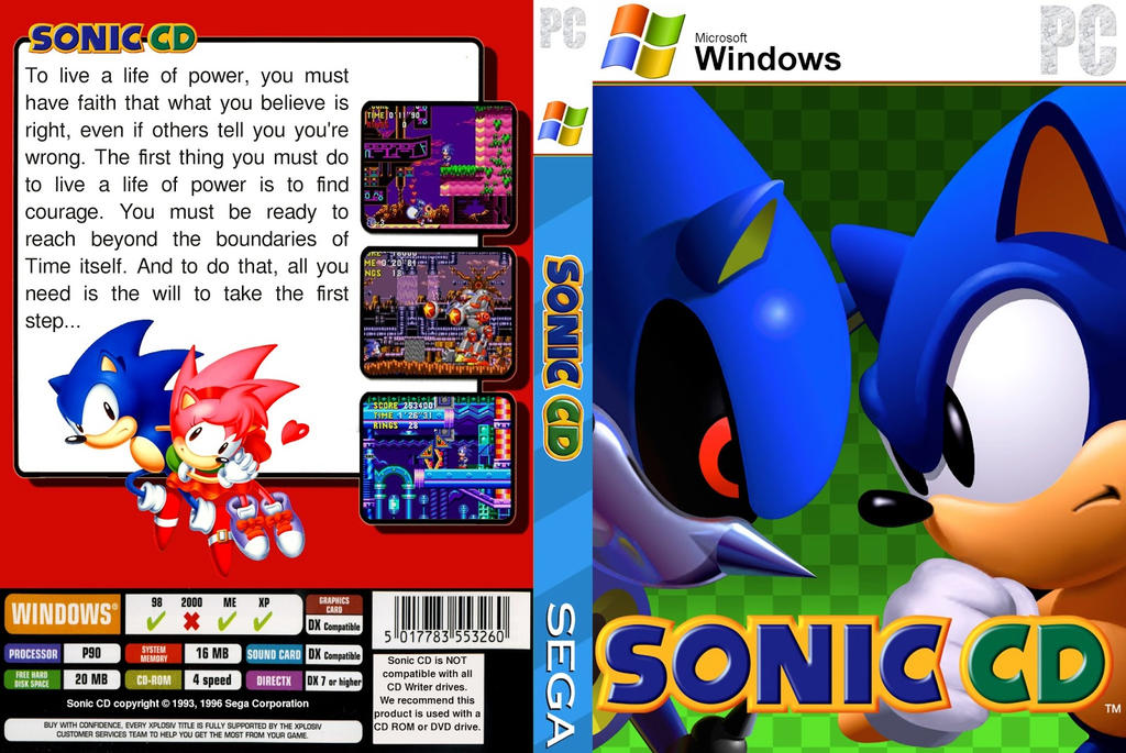 Permalink to Download Sonic Gems Collection Pc