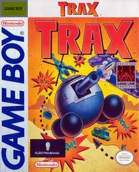 Trax (GB) Game Boy Cartridge Case Cover