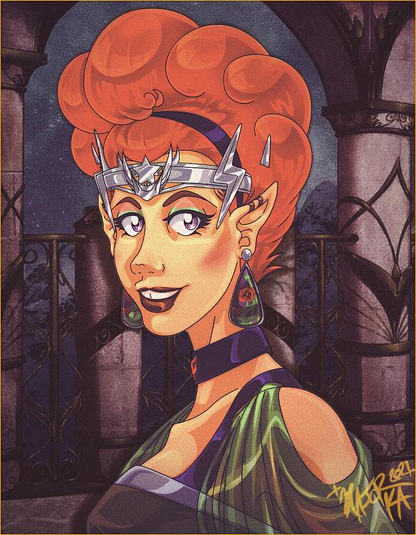 SiH: Princess Tryluscka