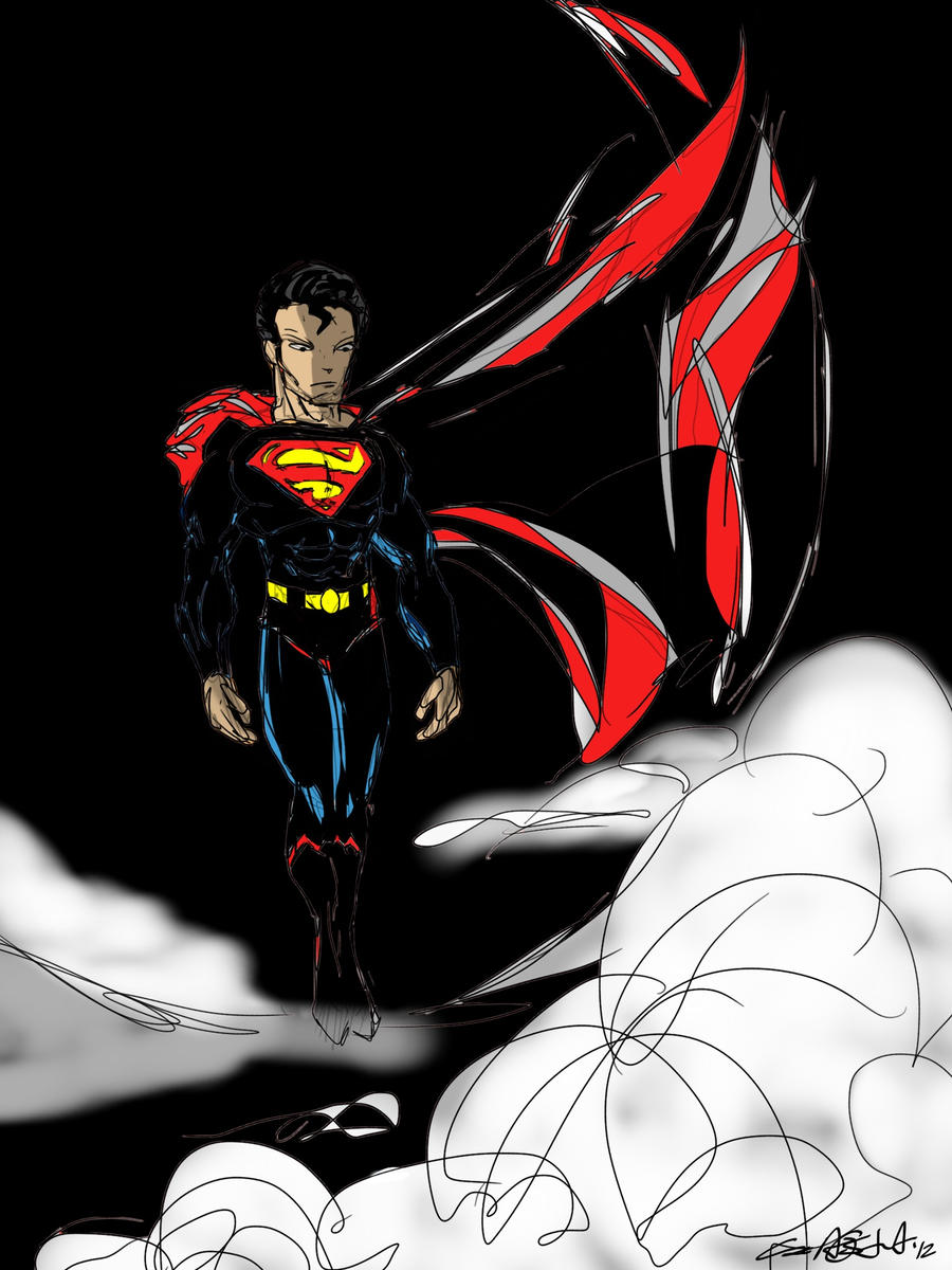 Superman: Eclipse by caostrout