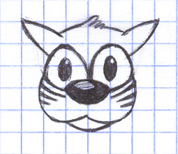 Pretty Cat by zer0-fx