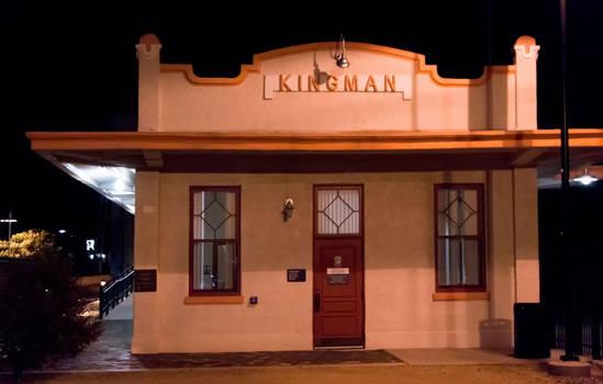KingmanStation